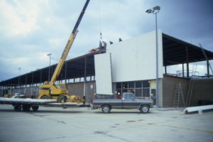 Prefabricated Panels - Dayton Airport 1